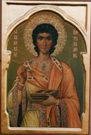 Великомученник Пантелеимон