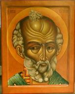 Святитель Николай (Палех)