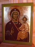 Божия Матерь «Одигитрия» Смоленская