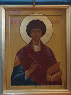 Святой Мученик Целитель Пантелеимон
