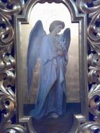 Св. Арх. Гавриил, Спасский храм, Царские врата